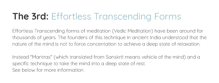learn 3 - More About Vedic Meditation Teacher