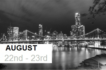 August 22nd - 23rd